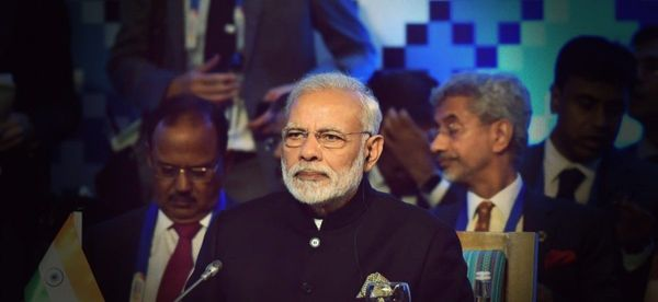 UN's green award for Modi comes despite criticism of environmental record